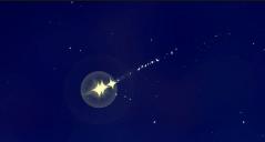 フーコ 流れ星 流れ ない