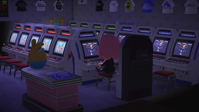 あつ 森 アーケード ゲーム 【あつ森】アーケードゲーム(TBL)